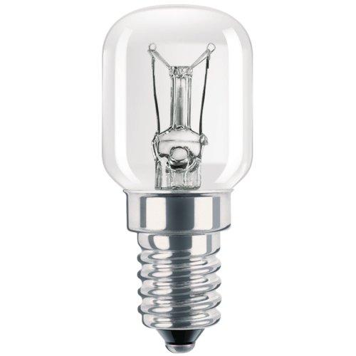 Philips 924197744452 Incandescent Appliance Bulb for Fridge 15 W E14 1 Year 230V