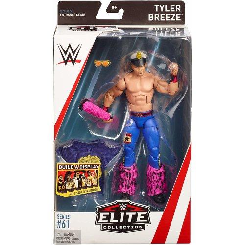WWE Elite - Series 61 - Tyler Breeze Figure