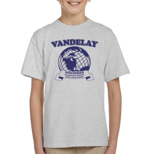 Vandelay Industries Latex Goods Seinfeld Kid's T-Shirt