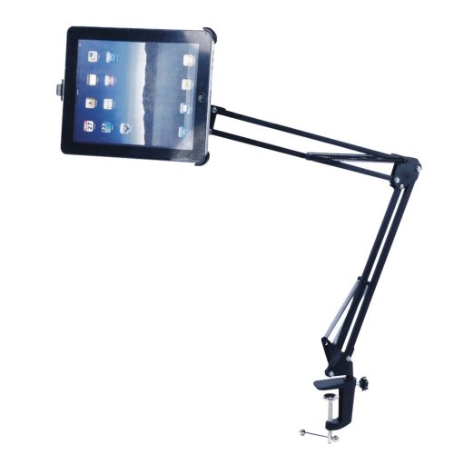 Articulated Table Mounting Tablet Stand