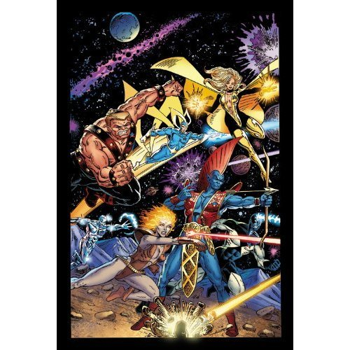 Guardians of the Galaxy Classic by Jim Valentino Omnibus (Guardians of the Galaxy Omnibus)