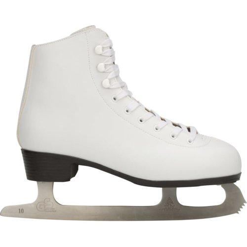 Nijdam Women's Figure Skates Classic Size 41 0034-UNI-41