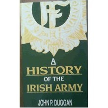 A History of the Irish Army