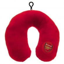 Arsenal Travel Neck Pillow - Cushion Official Football Fc Club -  neck arsenal cushion official football pillow travel fc club