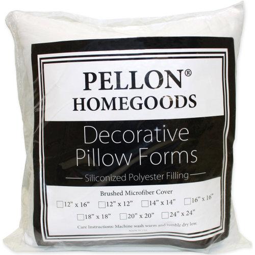 """Pellon Decorative Pillow Form-20""""X20"""" FOB: MI"""