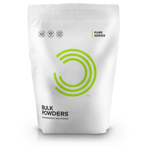 BULK POWDERS Pure Whey Protein Powder Shake, 1 kg - Strawberry