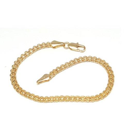 9ct Gold-Filled Bismark Bracelet