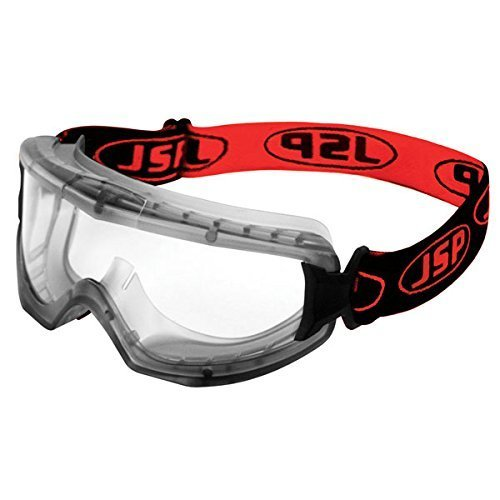 JSP AGM020-623-000 EVO Indirect Vent N Rated Safety Goggle