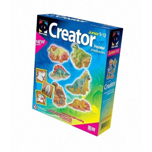 Elf707048 - Fantazer - Creator Plastercast Dinosaurs