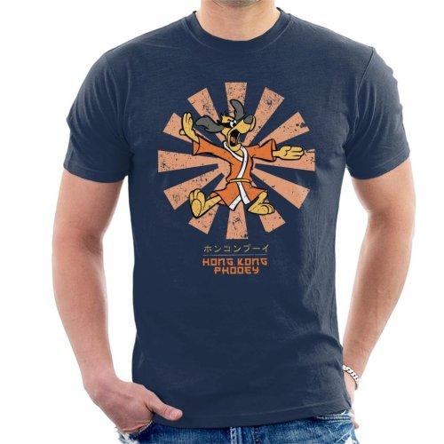 Hong Kong Phooey Retro Japanese Men's T-Shirt