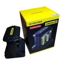 Nitecore i8 8 BAY Intelligent 18650 26650 20700 Vape Battery Charger