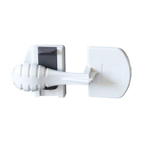 Babydan on off Cupboard & Drawer Locks (4 Pack)
