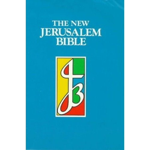 The New Jerusalem Bible: Reader's Edition (njb Bible)