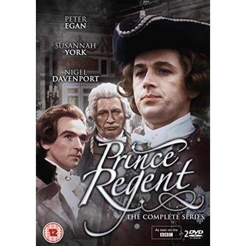 Prince Regent: The Complete Series [DVD] [DVD]
