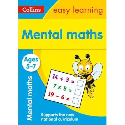Collins Easy Learning Ks1: Mental Maths Ages 5-7
