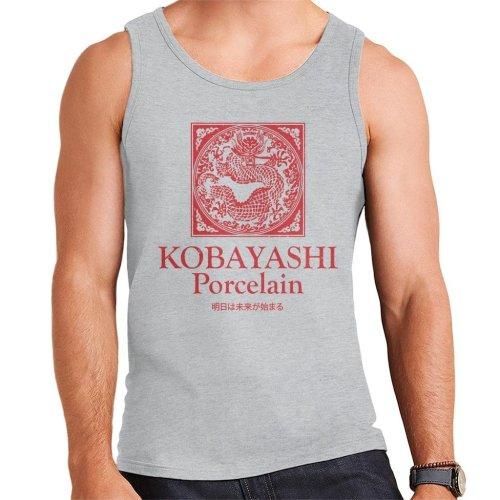 Usual Suspects Kobayashi Porcelain Men's Vest