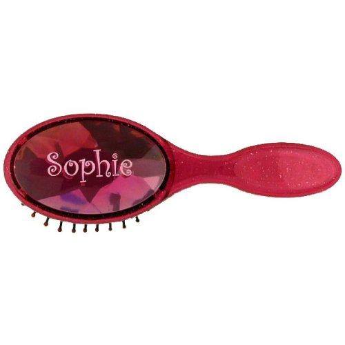 Sophie Bejewelled Hairbrush