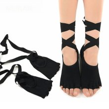 Elastic Breathable Gym Dancing Yoga Socks