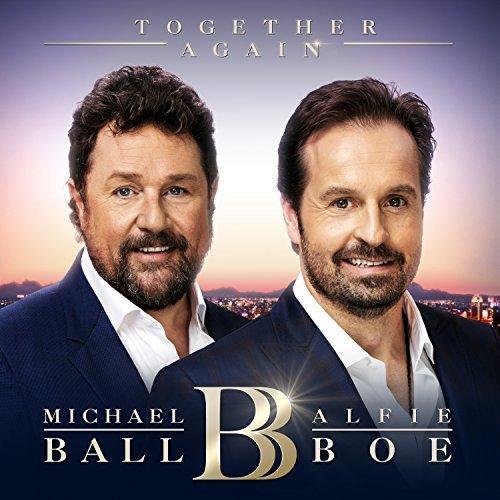 Michael Ball & Alfie Boe Together Again   CD Album