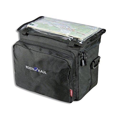 Rixen & Kaul Daypack Box Handlebar Bag - Black