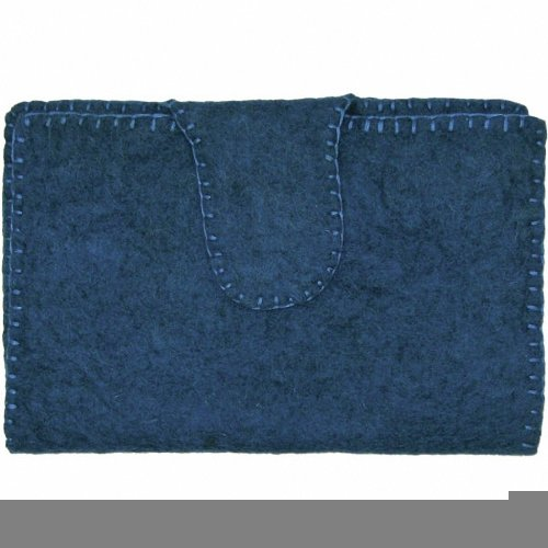 D72-73850 - Dimensions Feltworks - Reader Sleeve: Dark Blue