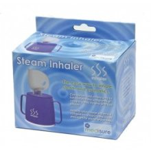 Medisure Steam Inhaler Cup - Mask Blocked Flu -  steam inhaler cup mask medisure blocked flu