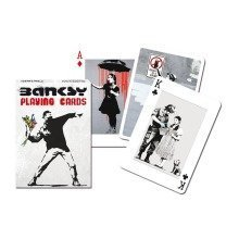 Piatnik Banksy Playing Cards