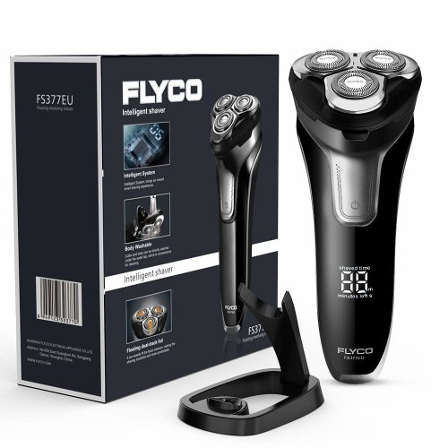 Flyco Electric Shavers Men Wet And Dry Electric Razor Electric