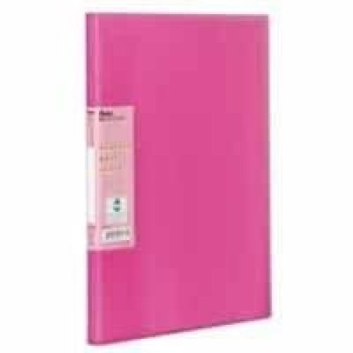 Pentel Display Book Vivid Pink personal organizer