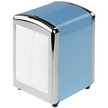 Tala Originals Napkin Dispenser With 50 Napkins, Blue - Napkins New Contains -  tala napkin dispenser 50 napkins blue new contains light 10b10743