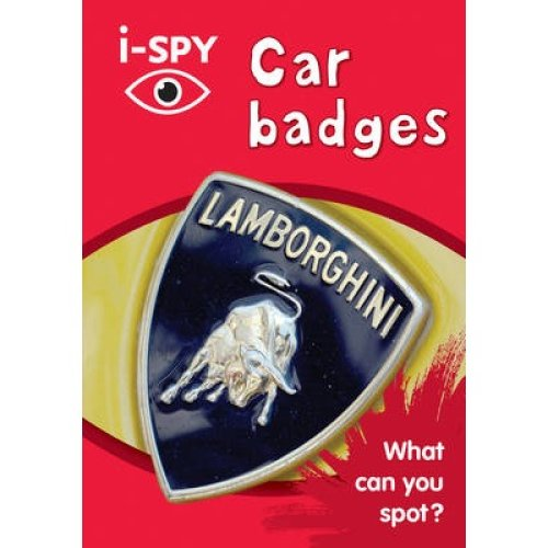 Collins Michelin I-spy Guides: I-spy Car Badges: What Can You Spot?