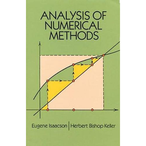 Analysis of Numerical Methods (Dover Books on Mathematics)