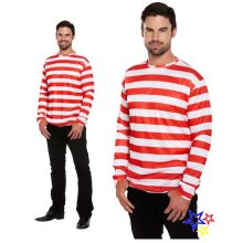 f4f37981915 Compare Items Similar To Adult Red Striped Jumper Fancy Dress Costume