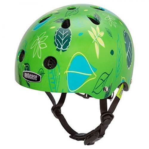 Nutcase - Baby Nutty Bike Helmet for Babies and Toddlers, Go Green Go