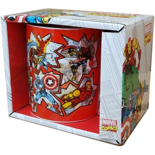Marvel Comics Comic Character Mug