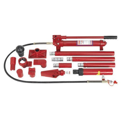 Sealey RE97/10 10tonne Hydraulic Body Repair Kit - Snap Type