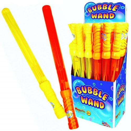 24 Bubble Swords & Wands (Full Box)