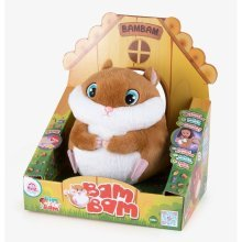 Club Petz Funny - Bam Bam The Hamster