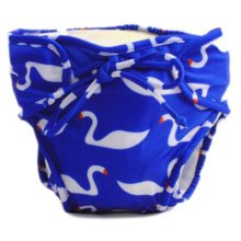 Reusable Swim Diaper Adjustable Absorbent Shower Diapers for Baby Toddler, A27