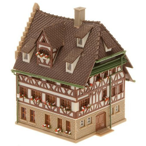 Faller 232280 Tudor house Franken N Scale Building Kit