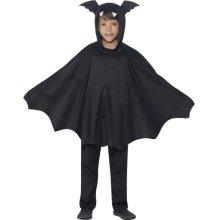 Kids Cute Vampire Bat Cape Costume (M/L)   Halloween