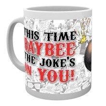 Batman Comics Harley Quinn Jokes on You Mug