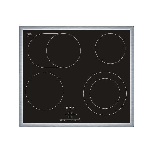 Bosch PKN645B17 Ceramic Hob | Touch Control Electric Hob