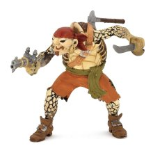 Papo Turtle Mutant Pirate Figure - Knights Pirates Toy Toys Brand New Free -  mutant papo knights pirates turtle toy figure toys brand new free