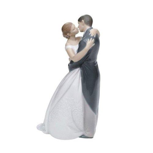 NAO Porcelain Figure - A Kiss Forever