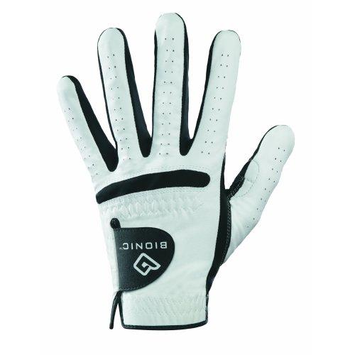 2014 Bionic RelaxGrip, Black Palm, Golf Glove-LEFT HAND-Medium