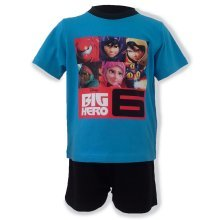 Big Hero 6 Pyjamas - Blue