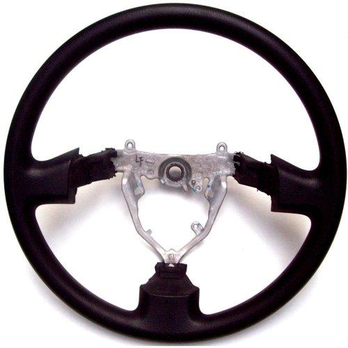 Daihatsu Charade 1.0 12V 3 Spoke Black Steering Wheel GS120-021 GS110-04760H1