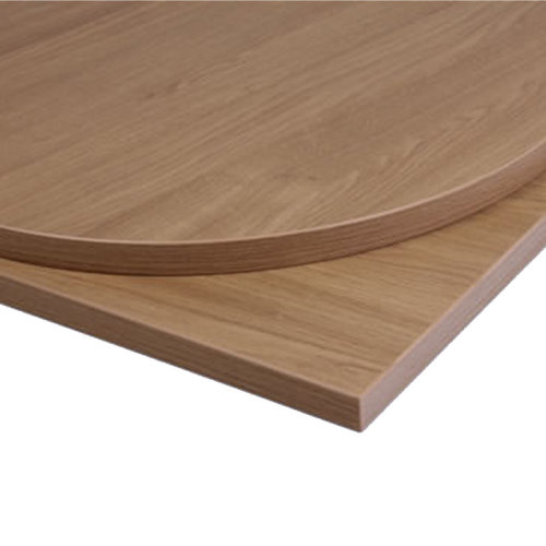 Taybon Laminate Table Top - Oak Rectangular - 1100x700mm