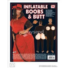 Inflatable Giant Boobs - Party Dress Bottom Bum Hen Stag Night Fancy Props Butt -  inflatable giant boobs party dress bottom bum hen stag night fancy
